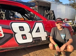 Oldfield Quickest In Official Practice for WA Junior Sedan Title
