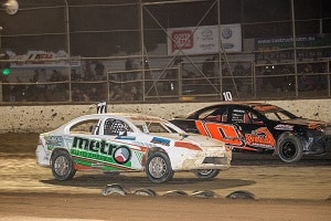 SSA Street Stocks and SSA Junior Sedans To Provide Great Support