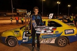 Baker Wins A Dramatic SSA National Junior Sedan Title