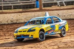 Over Forty Entries For Second Round of Street Stock Series