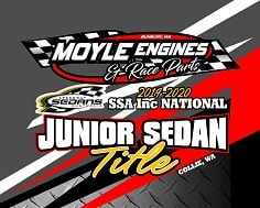 SSA National Junior Sedan Title Scrutineering Times Released
