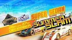 Two Big Nights of Super Sedan Action On the Mountain