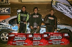 Berkley Wins Harbour City Hussle