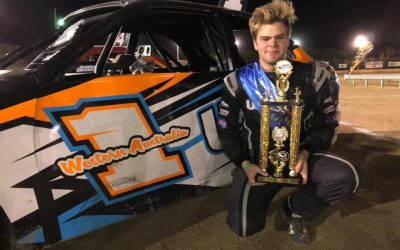 Iwanow Goes Out A Champion in WA Title