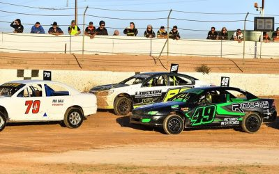 A Big Night of Speedway Sedan Racing on Tap At Riverland Speedway