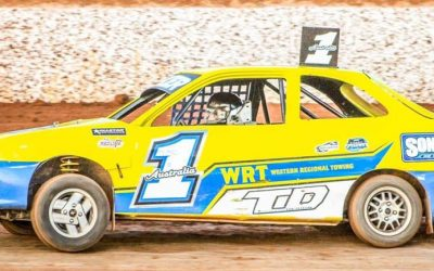 SSA Junior Sedans To Support WSS Grand Final