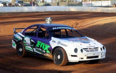 Qld Production Sedan Title This Saturday