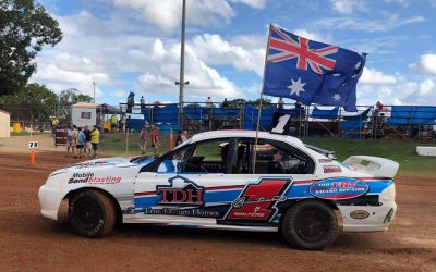 It All Comes Down To the Wire at Moama