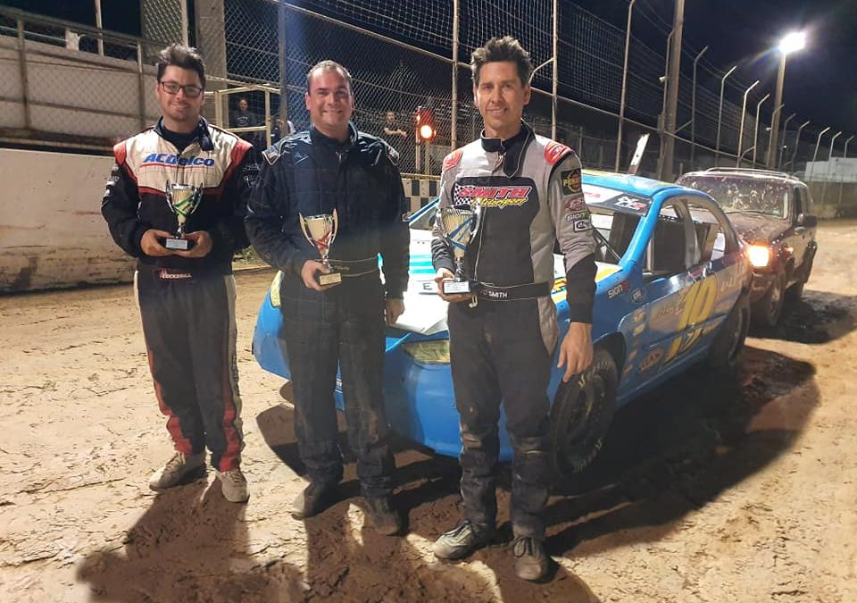 Smith Claims VMPA Round at Moama