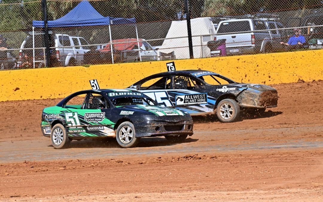 OLDFIELD WINS SHORTEN SSA STREET STOCK EVENT