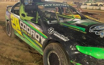 RAYMONT BRINGS IT HOME AT BUNDY
