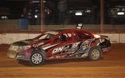 OLDFIELD WINS HIS FOURTH WA CROWN IN ALBANY
