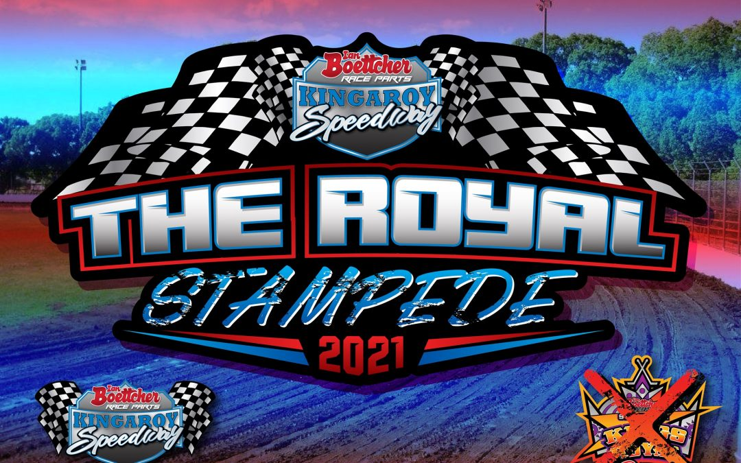 KINGS ROYAL 2021 CANCELLED BUT REPLACED WITH THE ROYAL STAMPEDE featuring the Harry & Megan Cups!!