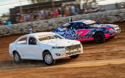 HUGE TWO NIGHTS FOR STREET STOCKS IN TASMANIA
