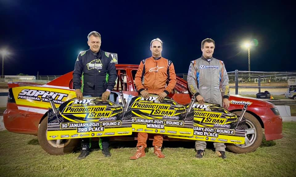 PAGEL & BRIMS WIN IN TOOWOOMBA