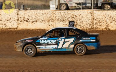 VICTORIAN JUNIOR SEDAN STATE TITLE ON THE LINE AT NYORA TOMORROW NIGHT