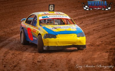 SA MODIFIED SEDAN STATE TITLE TO BE FINALLY DECIDED THIS WEEKEND AT WHYALLA