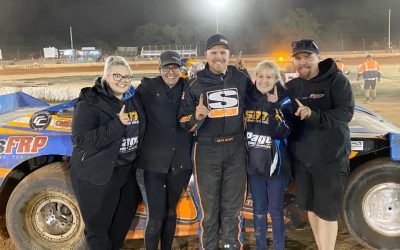 BLACK GETS HIS FIFTH WIN & WRAPS UP SERIES IN BUNDABERG