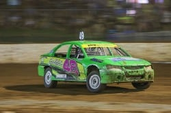 Street Stock Feature At Murray Bridge Opener