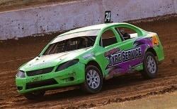 Bates Wins First Ever Victorian Street Stock Series Event