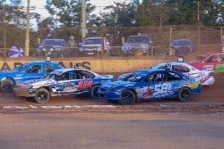 Modified Sedans Heading To The South West On Saturday