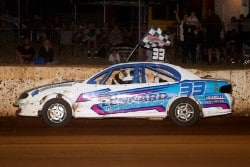 Street Stock City of Gympie Title Saturday Night
