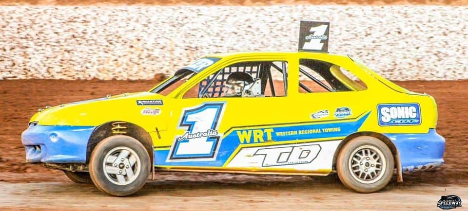 Q & A with National Junior Sedan Champion Mitchell Baker
