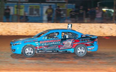 SSA PRODUCTION SEDAN VICTORIAN STATE TITLE THIS WEEKEND AT TIMMIS