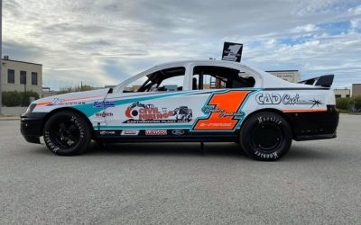 WA MODIFIED SEDAN STATE TITLE TO BE DECIDED AT COLLIE THIS WEEKEND