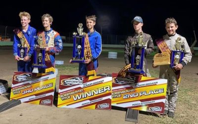 RIGBY RAILS TO QUEENSLAND STATE TITLE VICTORY