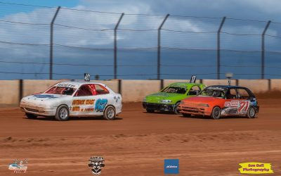 GREAT LINE UP OF JUNIOR SEDANS FOR THE FAR WESTERN CHAMPIONSHIPS