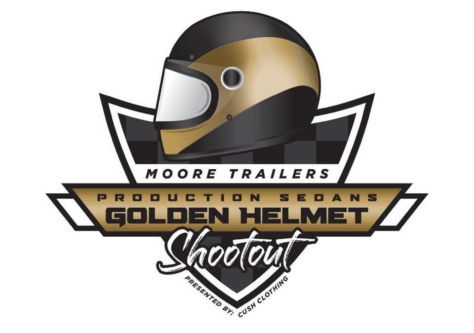 GOLDEN HELMET SHOOTOUT FOR SSA PRODUCTION SEDANS